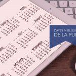 #MDP17 : Les dates à retenir